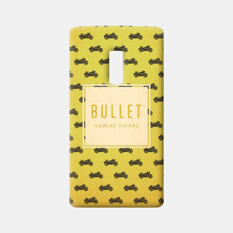 One Plus Two Cases, Bullet Humar Dhano One Plus Two Cases | Artist : Rishabh Bhargava, - PosterGully
