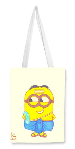 Subraminion Tote Bags | Artist : Miraculous