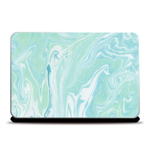 Marble Texture Laptop Skins | Artist : Ayushi Jain | Special Deal - Size 14.1""