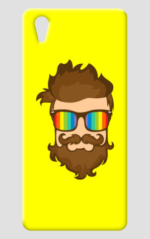 HIPSTER One Plus X Cases | Artist : Dhruv Narelia