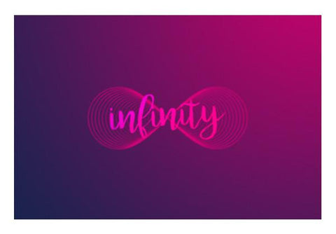 PosterGully Specials, INFINITY Wall Art  | Artist : Ved Uttam, - PosterGully