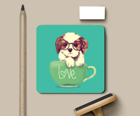 Coasters, doggie Coasters | Artist : abhijeet sinha, - PosterGully