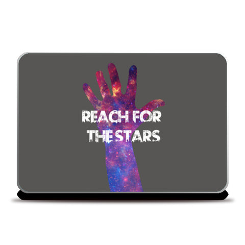 Laptop Skins, Reach for the stars Laptop Skins | Artist : Suraaj Ajithakumar, - PosterGully