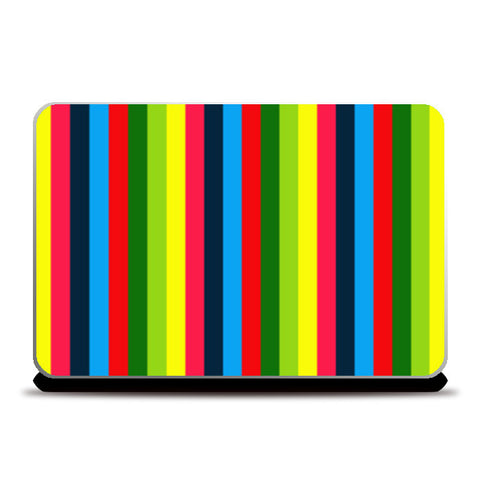Bright Colours Laptop Skins | Artist : Nisha Prabhu