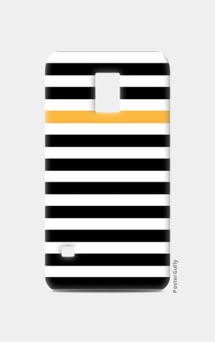 Happy Stripes Samsung S5 Cases | Artist : Vaishak Seraphim