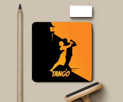 Coasters, Tango Couple Love Coasters | Artist : Pranit Jaiswal, - PosterGully