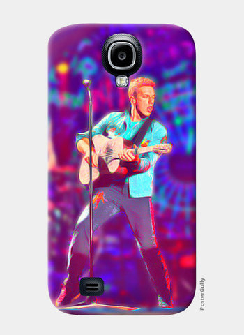 Chris Martin from Coldplay Samsung S4 Cases | Artist : Ayushi Jain