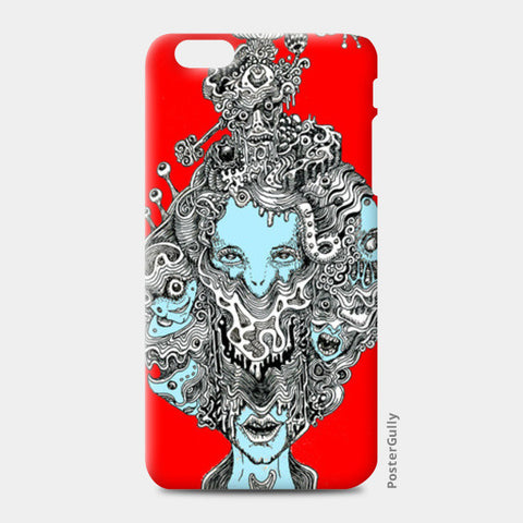 iPhone 6/6S Plus Cases, MPD iPhone 6 Plus/6S Plus Cases | Artist : Doodles of Tanmoy Kayesen, - PosterGully