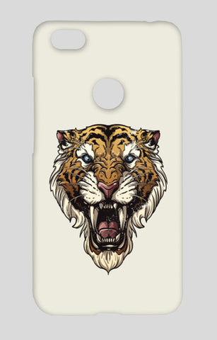 Saber Toothed Tiger Redmi Note 5A Cases | Artist : Inderpreet Singh