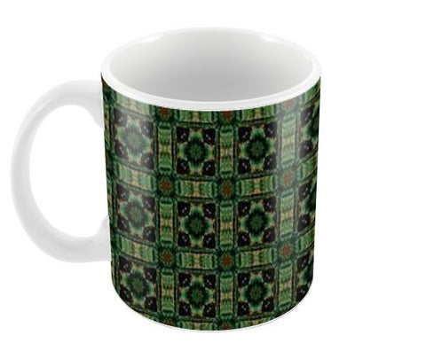 Decorative Patterns 9 Coffee Mugs | Artist : Delusion
