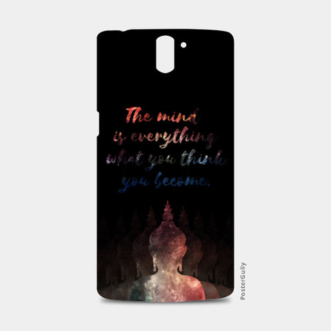 Buddha Quote - Motivational!! One Plus One Cases | Artist : Dolly P