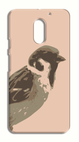 Abstract Sparrow LeEco Le2 Cases | Artist : Keshava Shukla