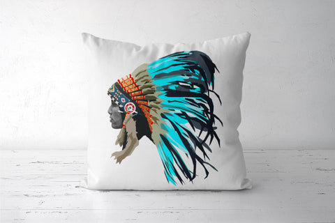 Blue Chief Cushion Covers | Artist : sigsin
