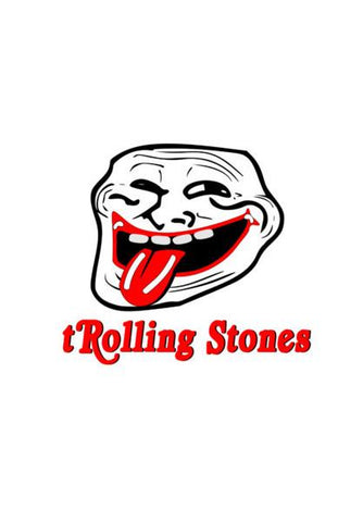 PosterGully Specials, t rolling stones Wall Art | Artist : Keshava Shukla, - PosterGully