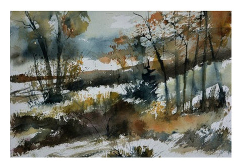 Wall Art, in the wood 612021 Wall Art  | Artist : pol ledent, - PosterGully