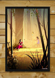 Wall Art, Picnic Artwork | Artist: Raviraj Kumbhar, - PosterGully - 2