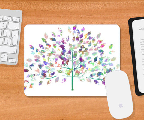 Mousepad, Mauve mouse pad Mousepad | Artist : Indian palette, - PosterGully