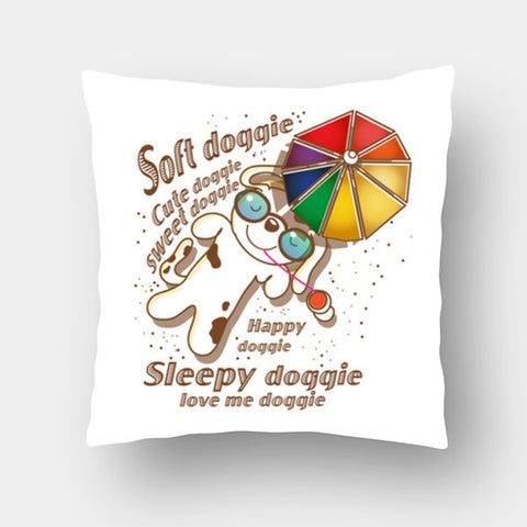 Cushion Covers, soft doggie Cushion Covers | Artist : abhijeet sinha, - PosterGully