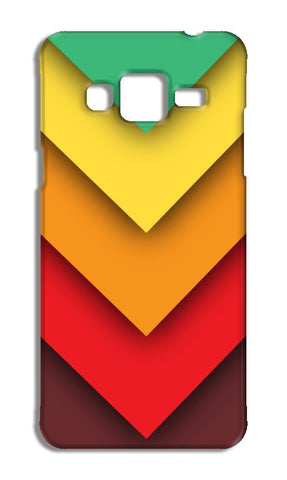 Colors #1 Samsung Galaxy J3 2016 Cases | Artist : Naman Kapoor