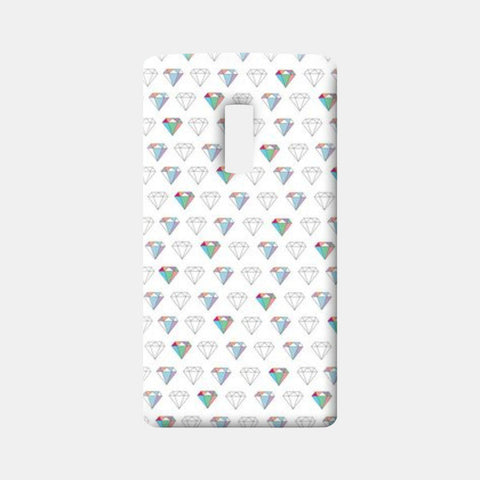 Diamond One Plus Two Cases | Artist : Nishit shah