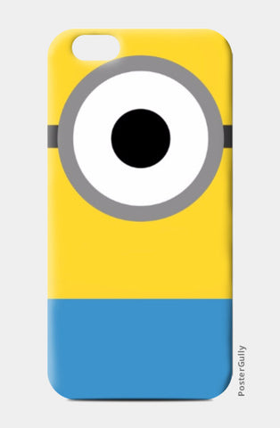 iPhone 6 / 6s, Minion iPhone 6 / 6s Case | Artist: Revant Mahajan, - PosterGully