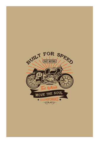 Motorcycle Club 2 Wall Art | Artist : Inderpreet Singh