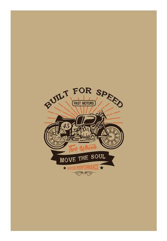 Motorcycle Club 2 Wall Art PosterGully Specials