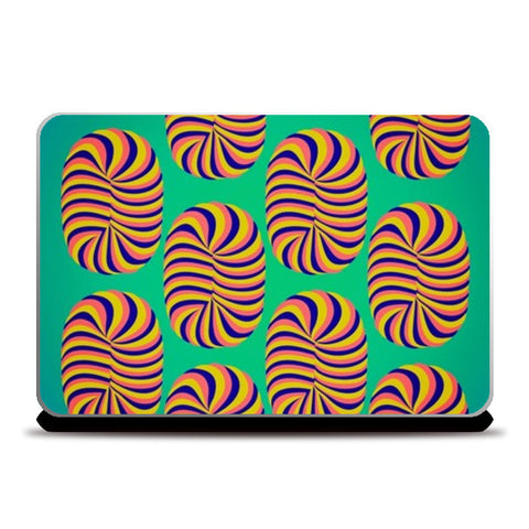happy pill Laptop Skins | Artist : looshmoosh