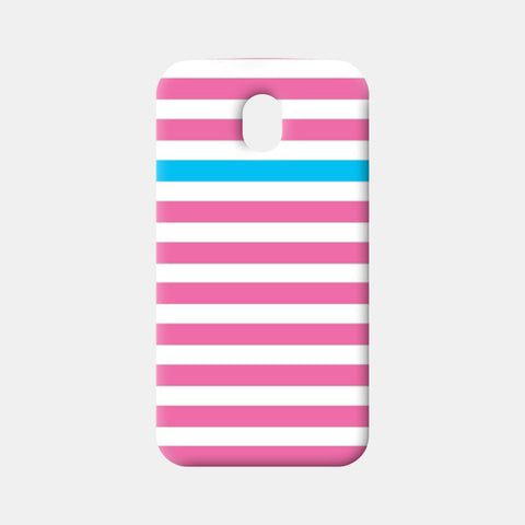Happy Stripes 2 Moto G3 Cases | Artist : Vaishak Seraphim