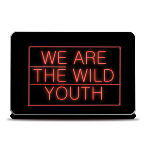 Laptop Skins, Wild Youth Laptop Skins | Artist : Maaham Rizvi, - PosterGully
