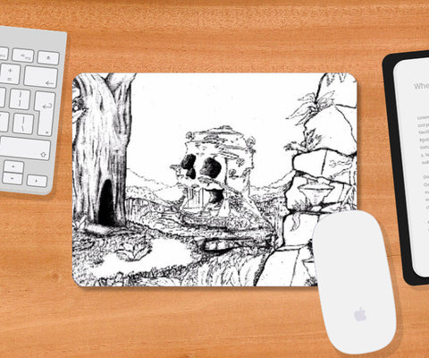 Mousepad, Ghost Mousepad | Amrit Singh, - PosterGully