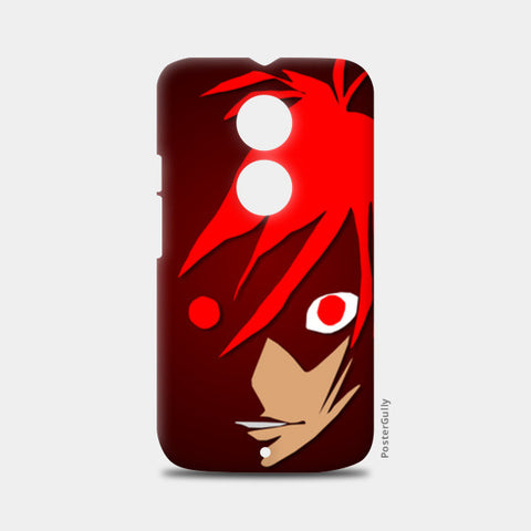 Moto X2 Cases, Death Note KIRA Moto X2 Cases | Artist : Shivansh Budakoti, - PosterGully