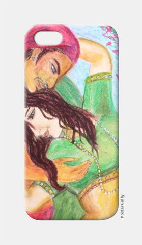 iPhone 5 Cases, The Lovers iPhone 5 Case | artist: Lalitavv, - PosterGully