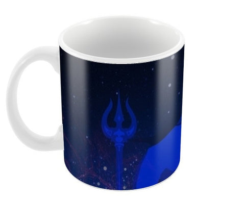 Lord Shiva Coffee Mugs | Artist : Tiny Dots
