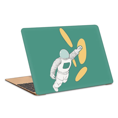 Robot Minimalist Artwork Laptop Skin