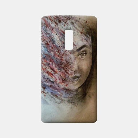 One Plus Two Cases, Woman Abstract  One Plus Two Cases | Artist : Sukanya Chakraborty, - PosterGully