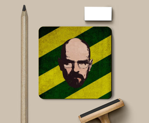 Coasters, Danger Breaking Bad Coaster | Artist: Vibhu Agrawal, - PosterGully