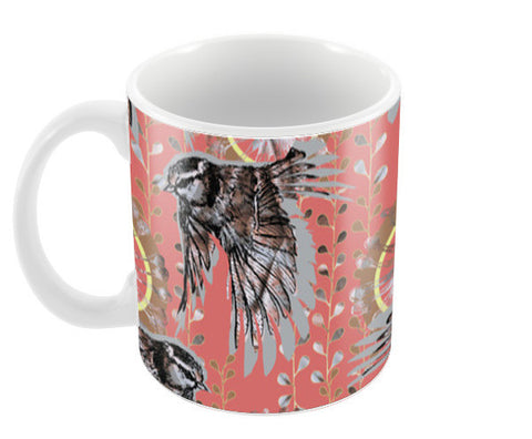 Birds Coffee Mugs | Artist : xLuminosityx