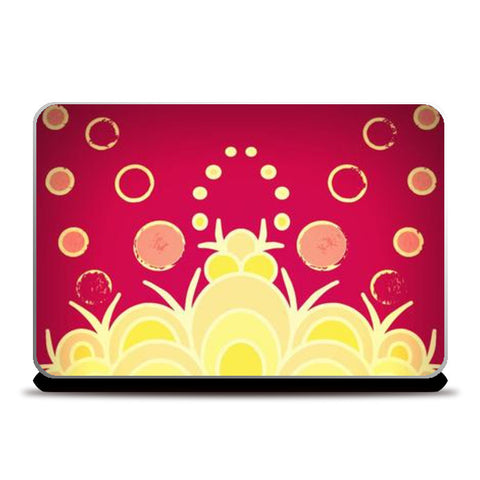 Bubbles Laptop Skins | Artist : Pratyasha Nithin