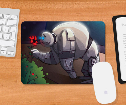 Mousepad, Love at first sight Mousepad | Rishi Singh, - PosterGully