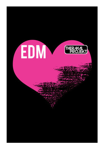 Wall Art, EDM Wall Art | Artist : Thermal Projekt, - PosterGully