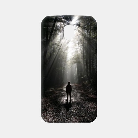 Moto G3 Cases, Alone 001 Moto G3 Cases | Artist : Richard Howardson, - PosterGully