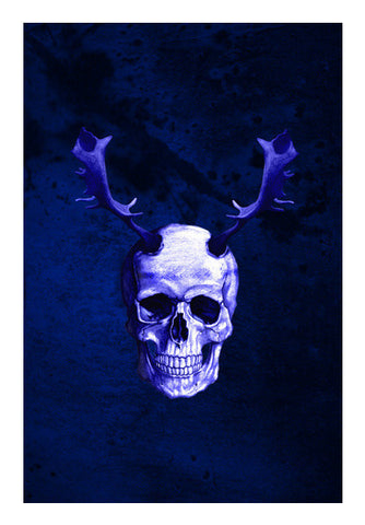 Game Of Horns Art PosterGully Specials