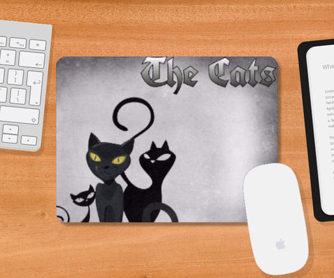 Mousepad, Cats Mousepad | Anushree, - PosterGully