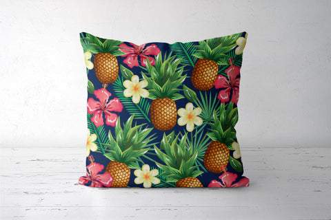 Pineapple Print Cushion Covers | Artist : Inderpreet Singh