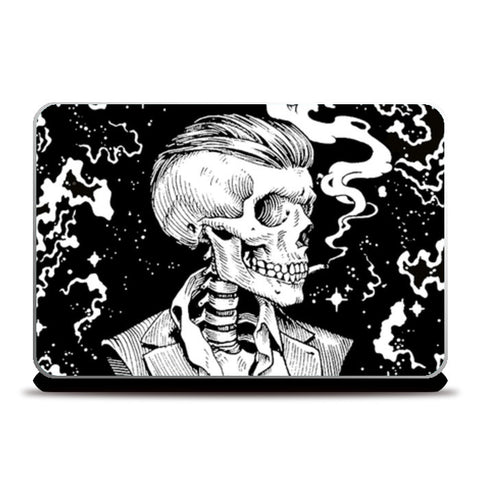 dead joker Laptop Skins | Artist : cold kid