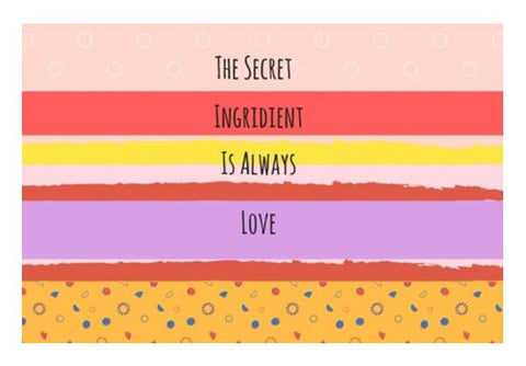 PosterGully Specials, The secret Ingredient Wall Art  | Artist : Pallavi Rawal, - PosterGully