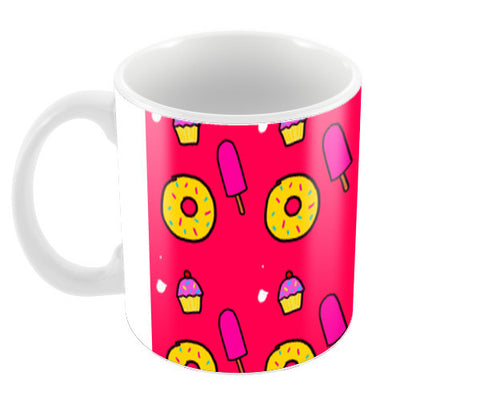 Summertime Madness Coffee Mugs | Artist : Paper Planes