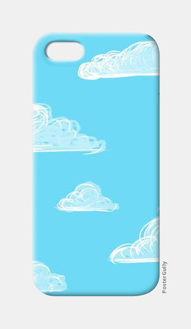Blue blue sky iPhone 5 Cases | Artist : Maitreyeeee
