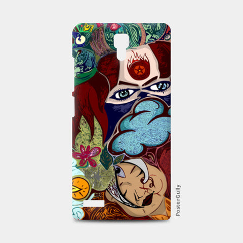 Redmi Note Cases, Time Redmi Note Cases | Artist : Hriddhi Dey, - PosterGully
